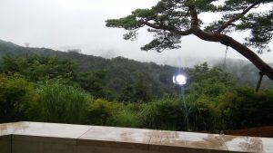 Vista desde el museo